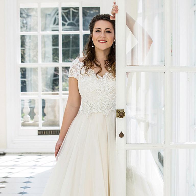 Plus Size Wedding Dress Shopping