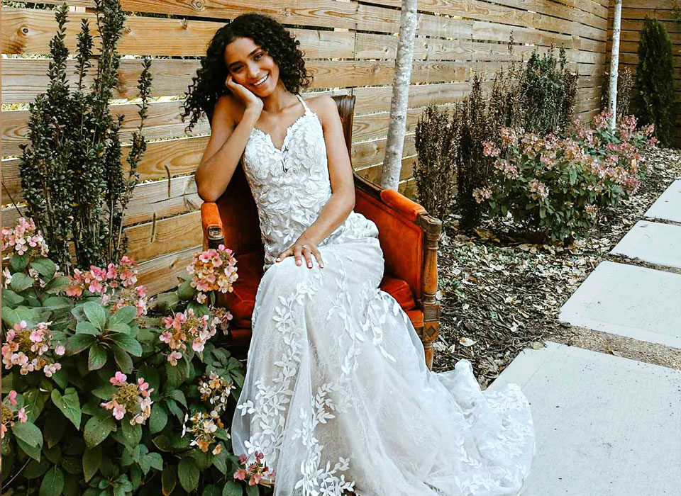 Browse Our Summer 2021 Bridalwear Collection