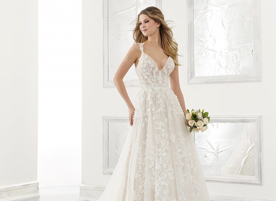 Browse Our Summer 2020 Bridalwear Collection